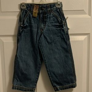 Boy's Old Navy jeans. Size 3T